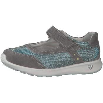 Schuhe Mädchen Slip on Ricosta Spangenschuhe -M- Heidi 58.21100.141 grau