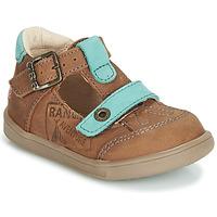 Schuhe Jungen Sandalen / Sandaletten GBB AREZO Braun / Blau