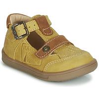 Schuhe Jungen Sandalen / Sandaletten GBB AREZO Senf