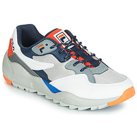Schuhe Herren Sneaker Low Fila VAULT CMR JOGGER CB LOW Grau / Orange