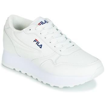 5a346839717907 Schuhe Damen Sneaker Low Fila ORBIT ZEPPA L WMN Weiss