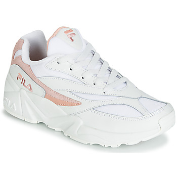 Schuhe Damen Sneaker Low Fila VENOM LOW WMN Weiss / Rose
