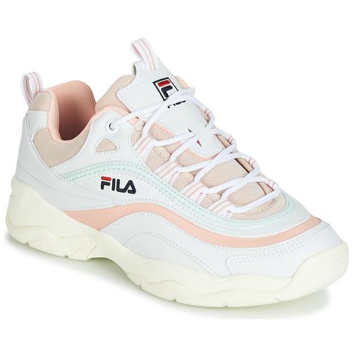Weiss Fila € Sneaker 99 Damen Beige Schuhe Wmn 69 Low Ray qGSUzpMV