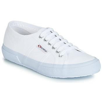 b848326e8e1c84 Schuhe Sneaker Low Superga 2750 CLASSIC Weiss