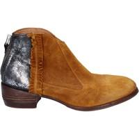 Schuhe Damen Ankle Boots Moma BT10 gelb