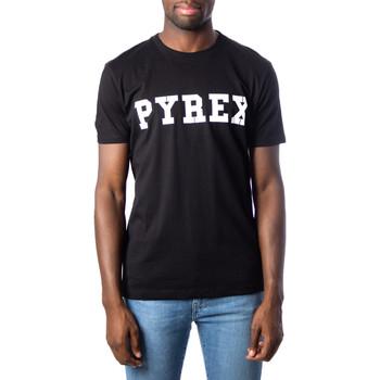 Kleidung Herren T-Shirts Pyrex 34200 Nero