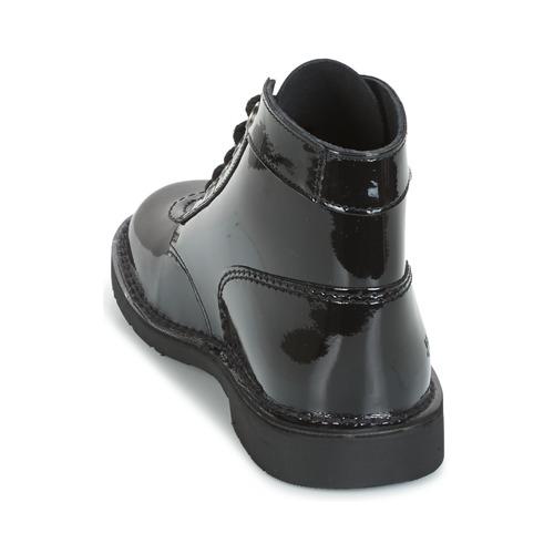 Kickers KICK COL Schwarz Schuhe Boots Damen 98,99