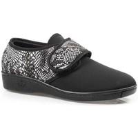 Schuhe Damen Slipper Calzamedi COMFORT SCHUHE 3034 ESCAMAS