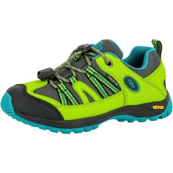 Schuhe Jungen Sneaker Low Brütting Ohio low gelb