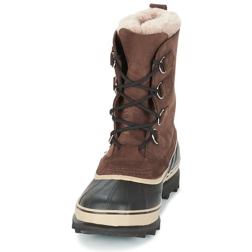 Sorel CARIBOU Braun  Schuhe Schneestiefel Herren 169,99