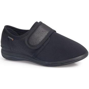 Schuhe Damen Slipper Calzamedi SCHUHE  LADY EXTRA KOMFORTABEL W BLACK