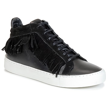Schuhe Damen Sneaker High Paul & Joe PAULA Schwarz
