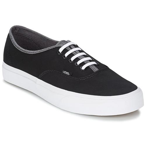 Sneaker Vans AUTHENTIC Schwarz / Grau 350x350