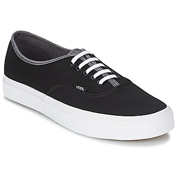 Sneaker Vans AUTHENTIC Schwarz / Grau 350x350