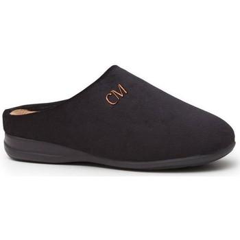 Schuhe Pantoletten / Clogs Calzamedi  BLACK