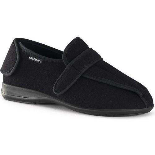Calzamedi postoperativen BLACK - Schuhe Hausschuhe Damen 75,78