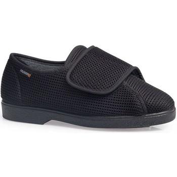 Schuhe Damen Sneaker Low Calzamedi SCHUHE  DOMESTICO BLACK