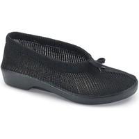 Schuhe Damen Slipper Calzamedi Orthopädie-Schuhfrau BLACK