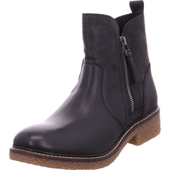 Schuhe Damen Low Boots Camel Active Palm 73 black