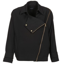Kleidung Damen Jacken / Blazers Wesc YUKI Schwarz