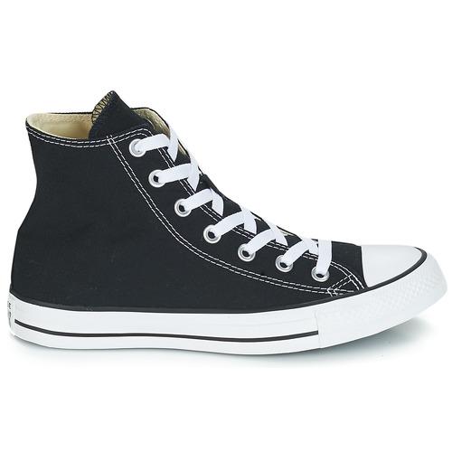 Chuck Taylor All Star Core Hi Converse Sneaker High Schwarz