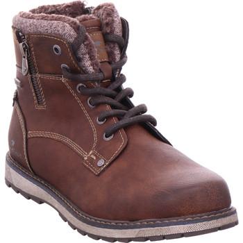 Schuhe Jungen Schneestiefel Pep Step - 5871201 braun
