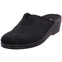 Schuhe Damen Pantoletten / Clogs Rohde - 4582 90 schwarz