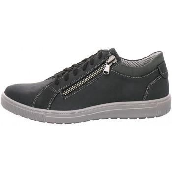 Schuhe Herren Sneaker Low Jomos Schnürer 321305 schwarz