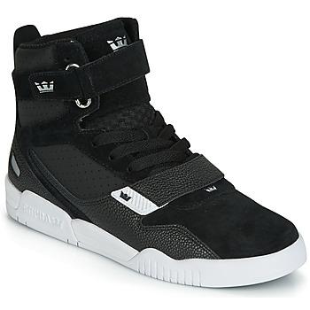Schuhe Herren Sneaker High Supra BREAKER Schwarz