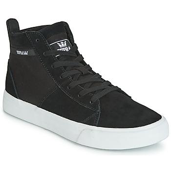 Schuhe Sneaker High Supra STACKS MID Schwarz