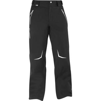 Kleidung Herren Hosen Salomon S-LINE PANT M BLACK 120632 schwarz