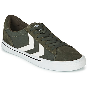 Schuhe Sneaker Low Hummel NILE CANVAS LOW Kaki