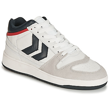 Schuhe Sneaker Low Hummel MINNEAPOLIS Weiss