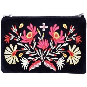 Taschen Damen Geldtasche / Handtasche Pieces  Negro