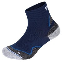 Accessoires Kinder Socken & Strümpfe Salewa Approach Short Kid Sock 68029-3721 SS14 blau