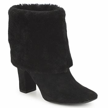 Stiefelletten / Boots Rockport HELENA CUFFED BOOTIE Schwarz 350x350