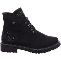 Schuhe Damen Low Boots Tom Tailor - 1014469-L20904 5895201 schwarz