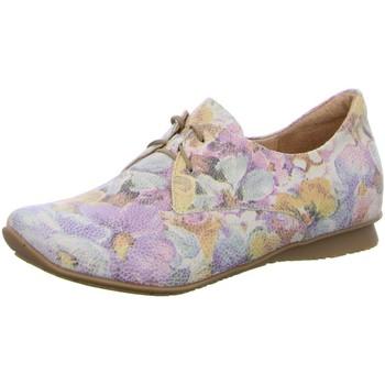 Schuhe Damen Derby-Schuhe Think Schnuerschuhe CHILLI 01-Schnürer 6-86100-40 bunt