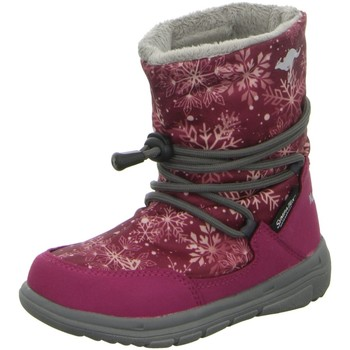 Schuhe Mädchen Schneestiefel Kangaroos Maedchen NV 0120B pink