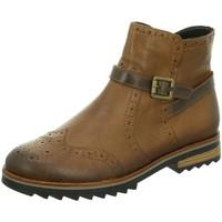 Schuhe Damen Low Boots Remonte Dorndorf Stiefeletten R2278-24 braun