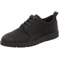 Schuhe Damen Sneaker Low Ecco Schnuerschuhe Bella 282043.02001 schwarz