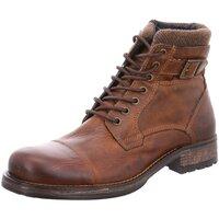 Schuhe Herren Boots Mustang 44 4865506 braun