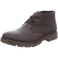 Schuhe Herren Boots Rieker 3210425 32104-25 braun