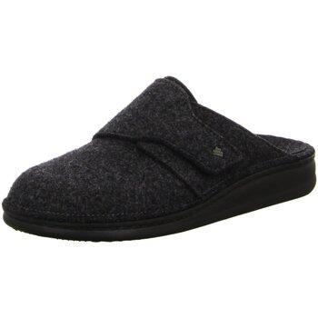 Schuhe Herren Hausschuhe Finn Comfort TIROL 06500416168 416168 grau