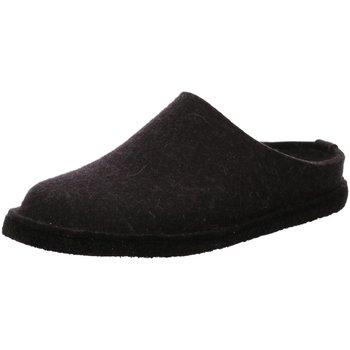 Schuhe Herren Hausschuhe Haflinger Flair Soft 311010-77 graphit grau