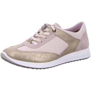 Schuhe Damen Sneaker Low Legero Schnuerschuhe -G- 0-00882-56 rosa