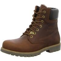 Schuhe Herren Boots Panama Jack 908 Panama-03-Igloo-C11-cuero-bark braun