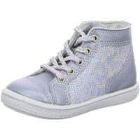 Schuhe Mädchen Sneaker High Ricosta Maedchen LENIE 2527100/411 silber