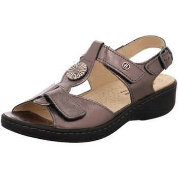 Schuhe Damen Sandalen / Sandaletten Hickersberger Sandaletten VARIO 5108 2100 (G) grau
