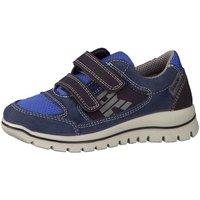 Schuhe Jungen Sneaker Low Ricosta Klettschuhe NV 61 9720300/173 173 blau